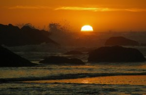 Fort-Bragg-Sunset