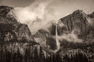 Yosemite-Falls-Morning